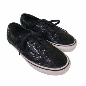 Vans Sequin Sneakers  T375